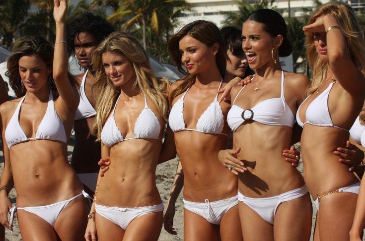 Как питаются модели Виктория Сикрет? Диета ангелов VS