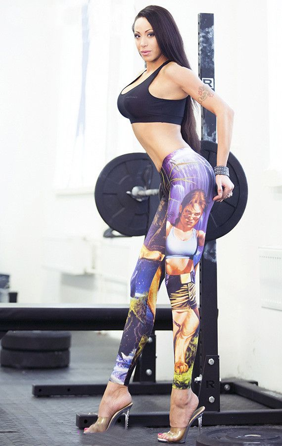 Digital Printed Workout Legging Sexy Leggings Pants Leggings