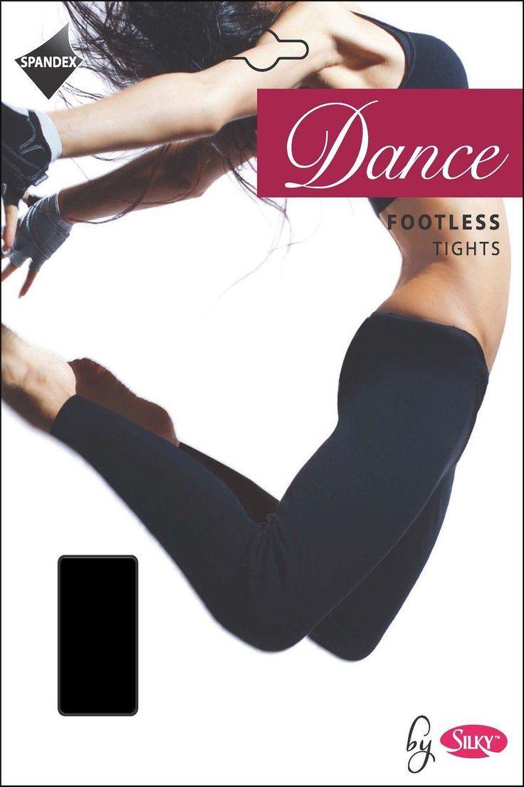 Silky Ladies Dance Essentials Footless Tights Women
