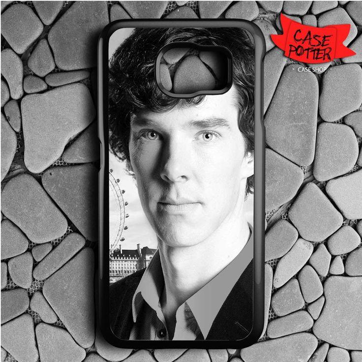 Bbc Sherlock Samsung Galaxy S7 Black Case