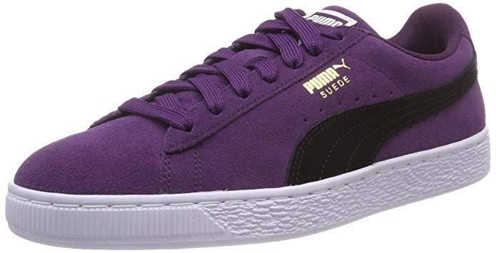 Puma Suede Classic Sneaker Damen Herren Unisex Wildleder