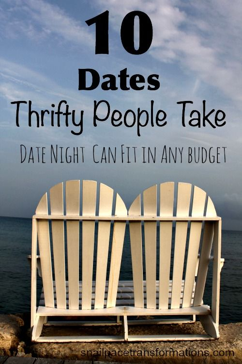 10 Inexpensive Date Ideas because date night should and can fit in any budget.
