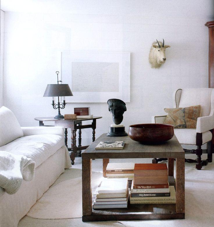 19 best Darryl Carter images on Pinterest Elle decor, Living - elle decor living rooms