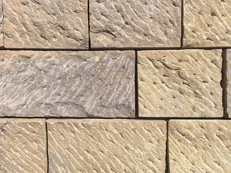 Stone cladding .New Taralga wall cladding. 200mm and 250mm coursed x random lengths x 30-50mm thick. Antiquated look and comes with matching corners. Australian Sandstone - Available in White, Flinders and Ranch.