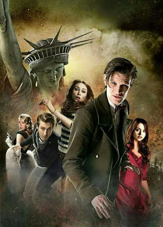 Miss Matt Smith?  Check out this exclusive short story featuring Eleven!  www.traestratton.com/doctor-who.html.