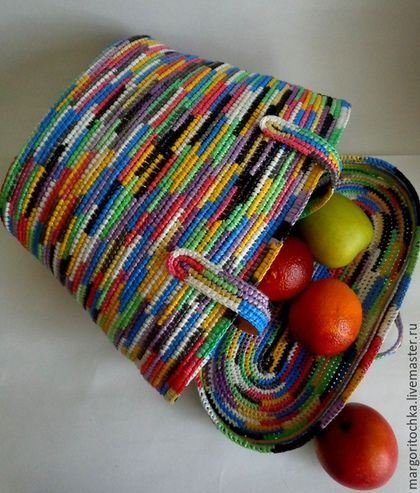 """Crochet bag / Женские сумки ручной работы. Заказать Сумка """"Пикник"""". Margo…"""