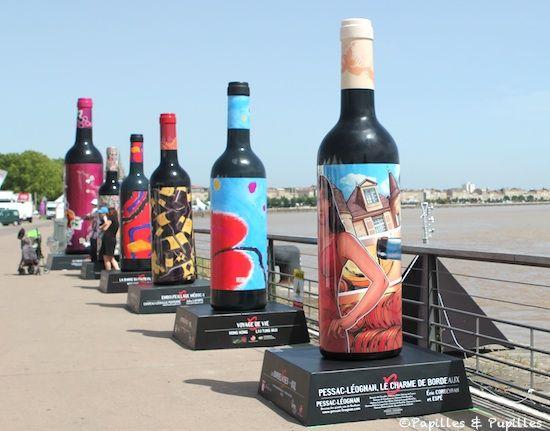 Les Bordelaises XXL sur les Quais - Bordeaux near the Bordeaux wine festival