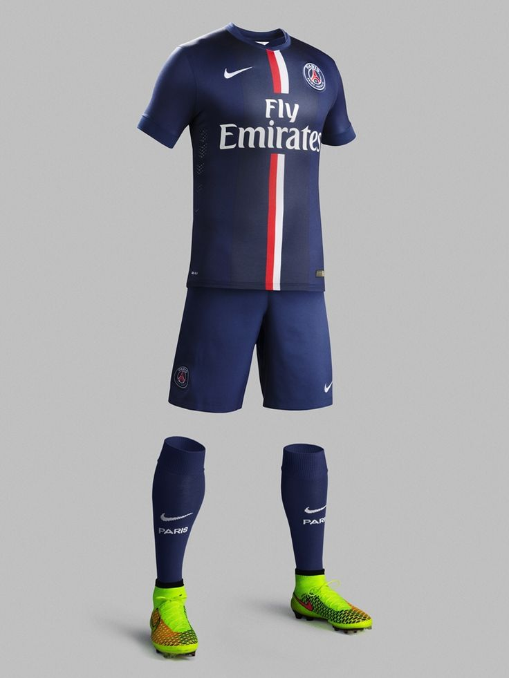 Paris Saint-Germain 2014-15 Nike Home