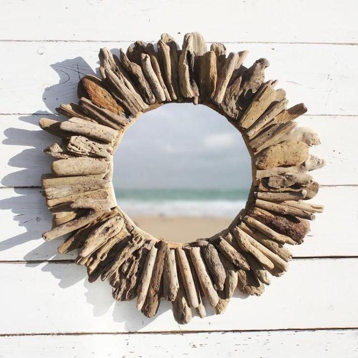 Обрамление для зеркала из подручных материалов: 15 идей – Журнал – His.ua