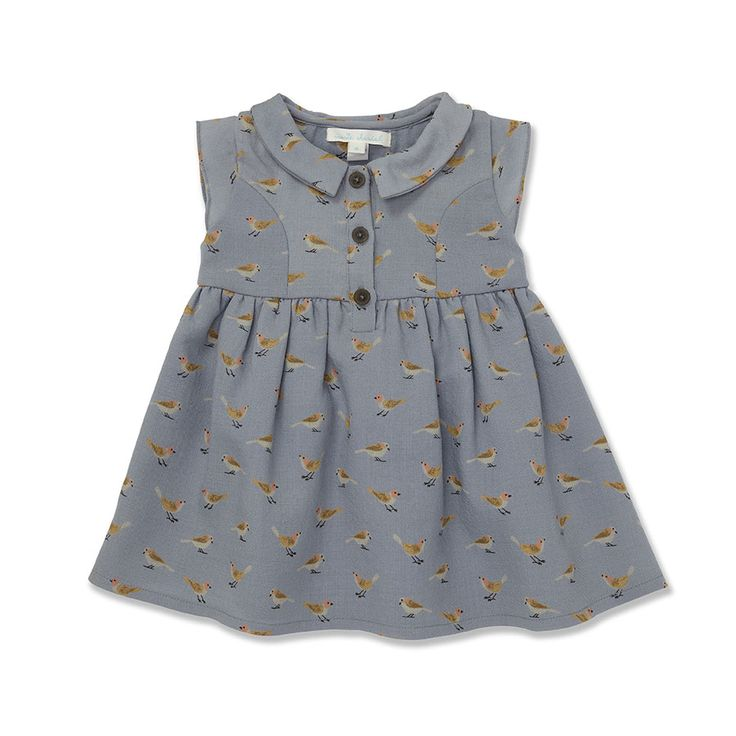 Baby Shirt Dress at Marie-Chantal