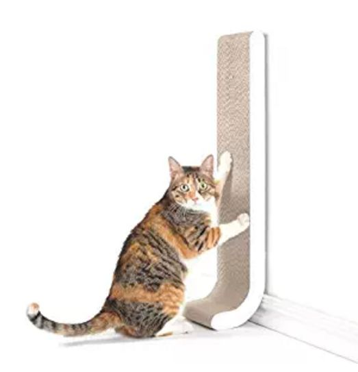 Wall Mounted Scratching Post for Cats