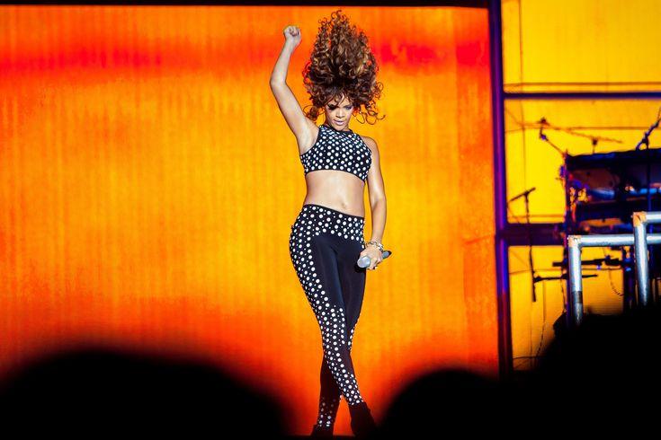 Rihanna Koengen 17.08.2011