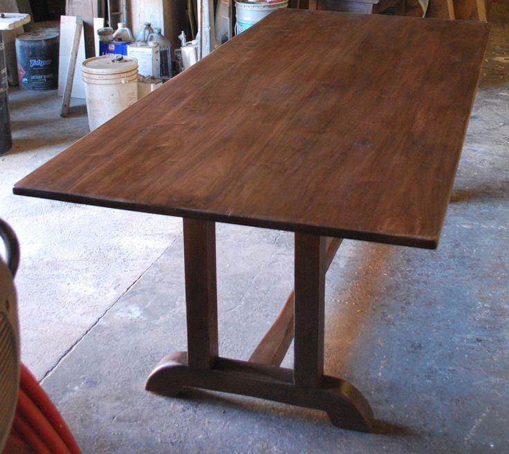 Custom Built Dining Room Tables: 1000+ Ideas About Custom Dining Tables On Pinterest