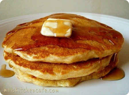 Oatmeal Pancakes (and other recipes)