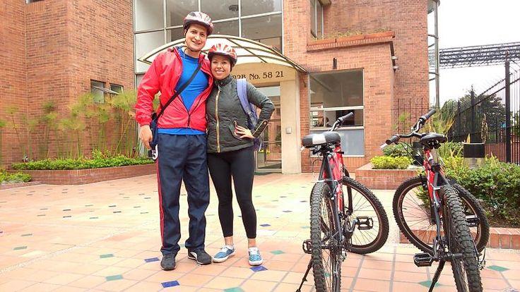 Biking Bogotá | Pedalea, camina, descubre Bogotá