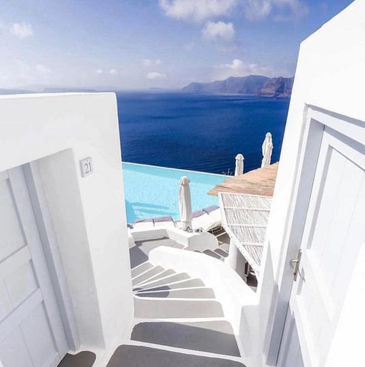 Oia | Alley