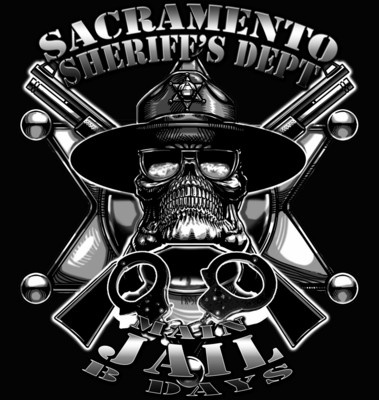 Sacramento Sheriff's Department $19.95