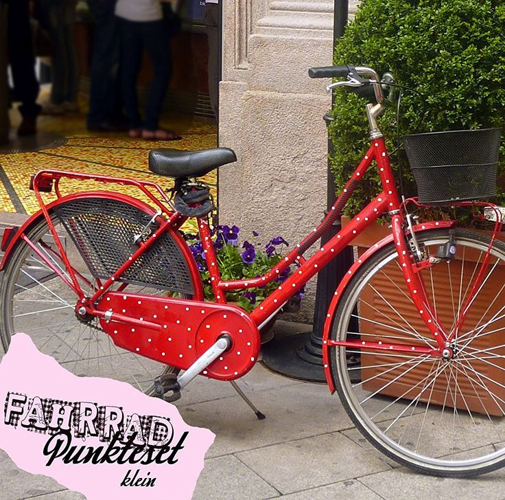 Fahrradaufkleber Set Punkte 100 Stk. dots Fahrradsticker Aufkleber Fahrrad Design M682: Amazon.de: Küche & Haushalt