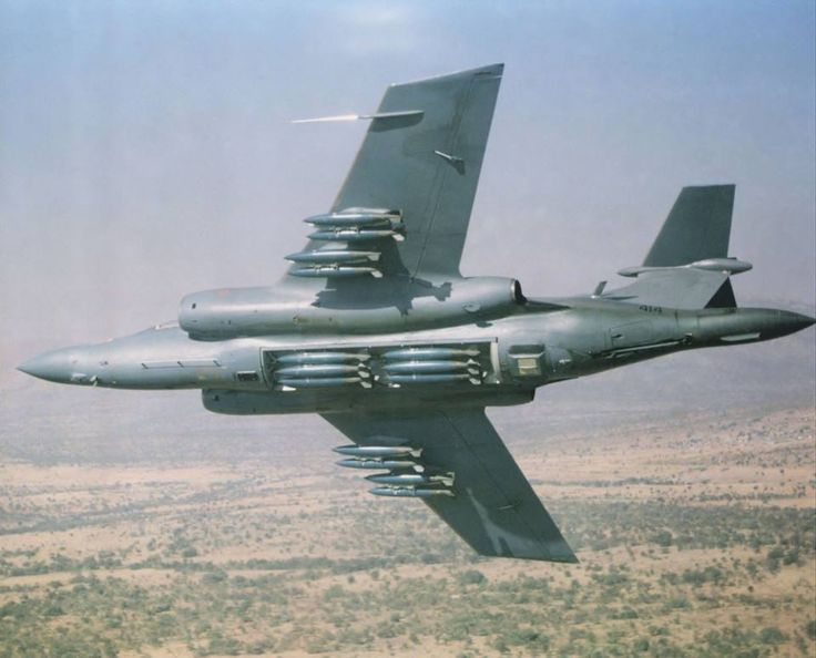 ☆ South African Air Force ✈Buccaneer S MK50 form 24 Sqn ...