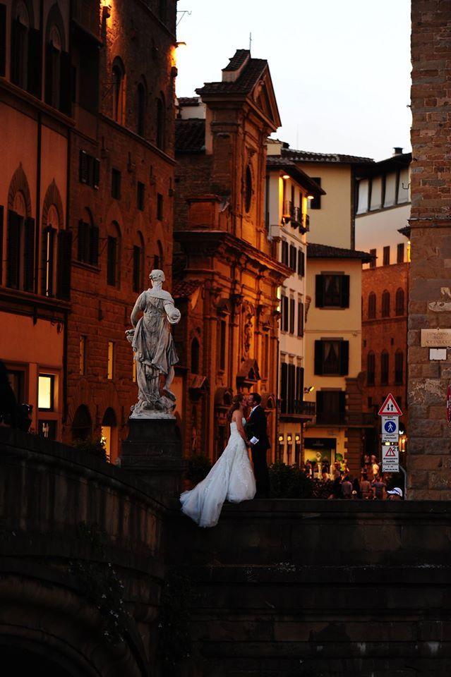 Florence's kiss #weddingfoto #love