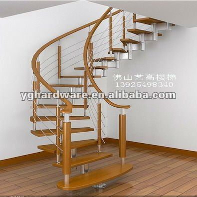 17 best images about techos y escalas on pinterest - Decoracion de interiores para espacios pequenos ...