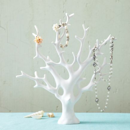 Coral Tree Jewelry Holder,