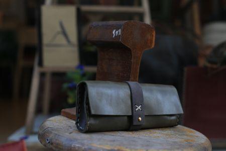Agarapati Leather ®  KALEMLİK..
