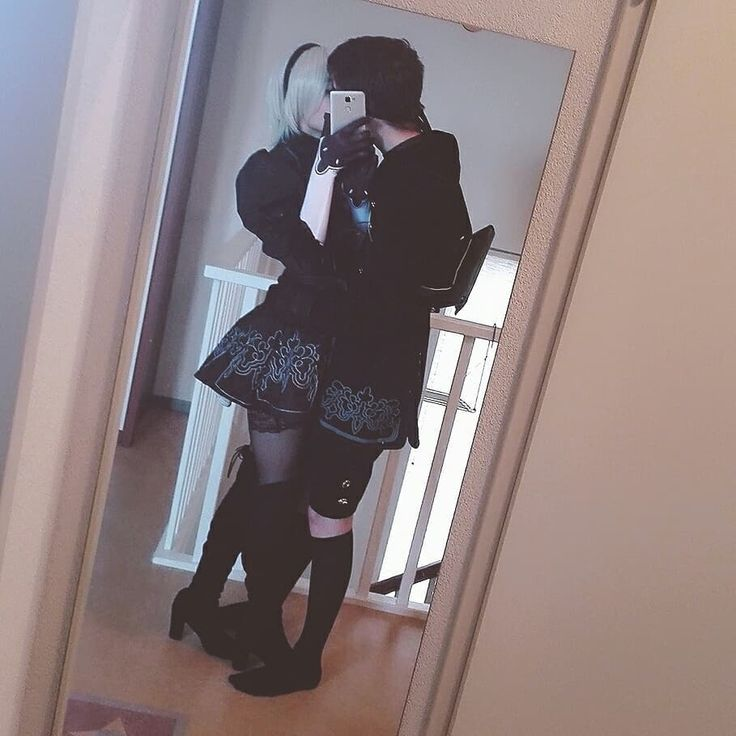 Almost ready with my boyfriend to the DCC!  And elfia of course :3 #2b #nier #nierautomata #nierautomatascosplay #2bcosplay #9s #a2 #cosplay #косплей #игры #geek #geekgirl #sexy #SGGP #anime #kawaii #costume #cosplaygirl #sexycosplay #makeup #leagueoflegends #overwatch #dva #ahri #lol #DCC #harley #comics #dccomics