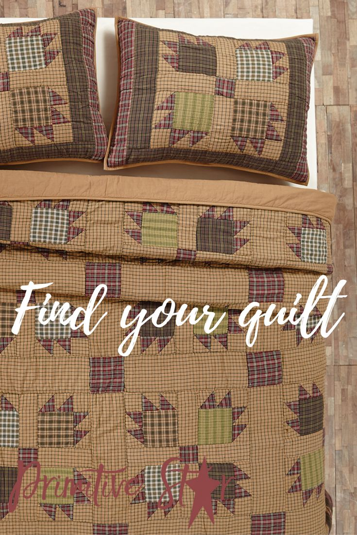 Canavar Ridge Quilt Bedding Set This Gives Me The Feels For Fall Psqscanavarridge Home