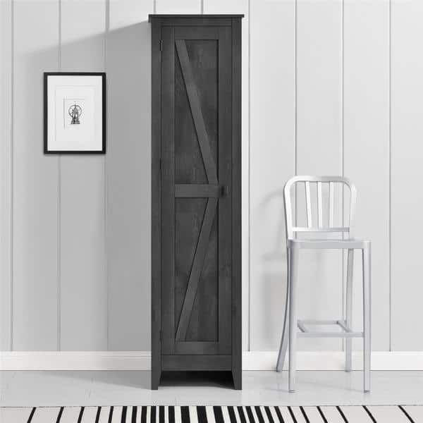 Avenue Greene Becken Ridge 18 Inch Wide Storage Cabinet With Images Wide Storage Cabinet Rustic Bedroom