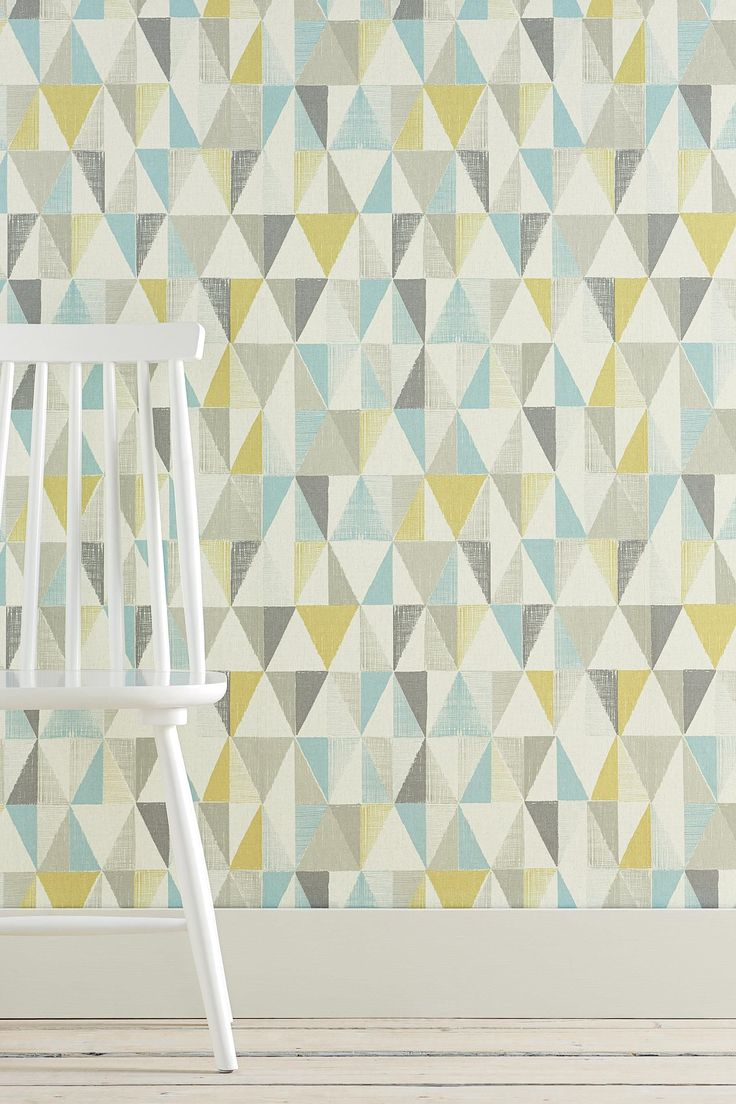 Buy Textured Geo Wallpaper from the Next UK online shop