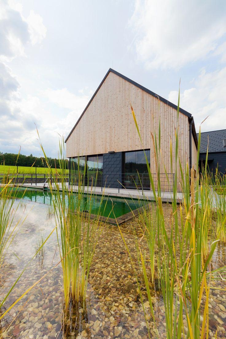 RD CHRUDIM / VRTISKA • ZAK – nowoczesna STODOŁA | wnętrza & DESIGN | projekty DOMÓW | dom STODOŁA