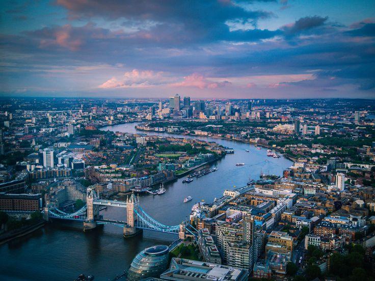 Tower Bridge, The Shard View