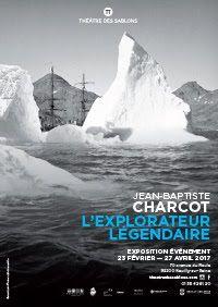 A découvrir une exposition consacrée à Jean-Baptiste Charcot, l'explorateur légendaire   Seableue