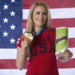 Bounty Teams Up with Olympic Gold Medalist Lindsey Vonn for the Olympic Winter Games PyeongChang 2018