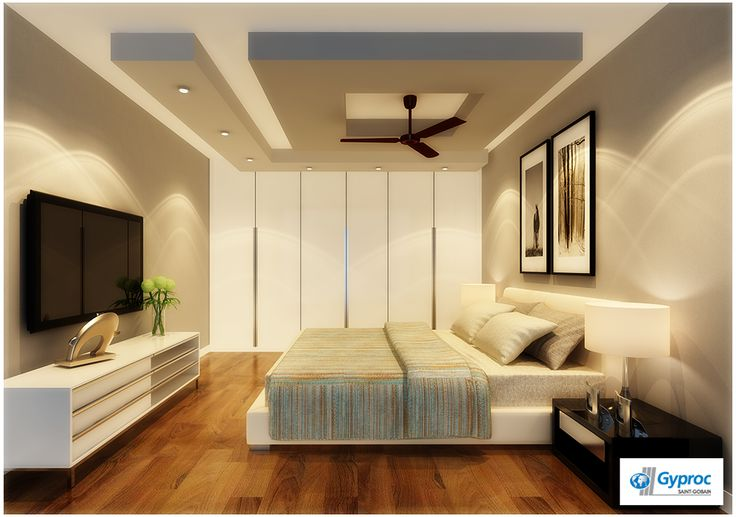A ceiling that illuminates style with light! To know more: www.gyproc.in/