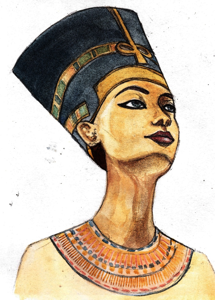 604 best Nefertiti Queen of Queens images on Pinterest ...