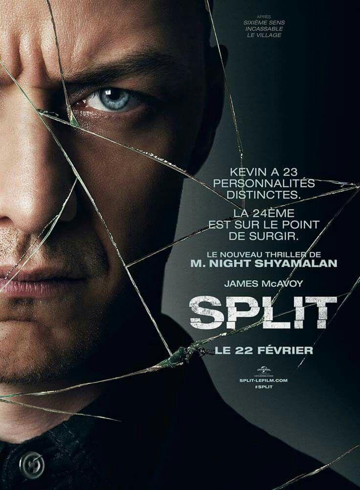 Aujourd'hui dans les salles : Split le dernier opus de M. Night Shyamalan. Notre critique ici : http://ow.ly/HiJL309f4d5