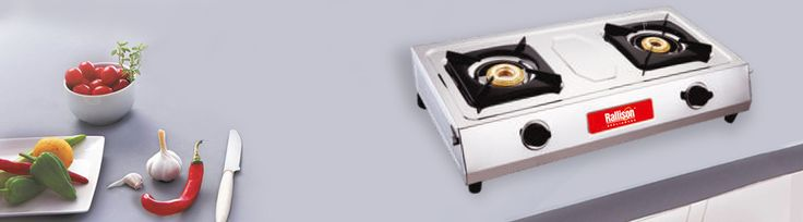 #Rallison #GasStoves #lpggasstove Shop online for Rallison Gas Stoves at best prices in India. Select from wide range of Stainless Steel LPG Gas Stove.