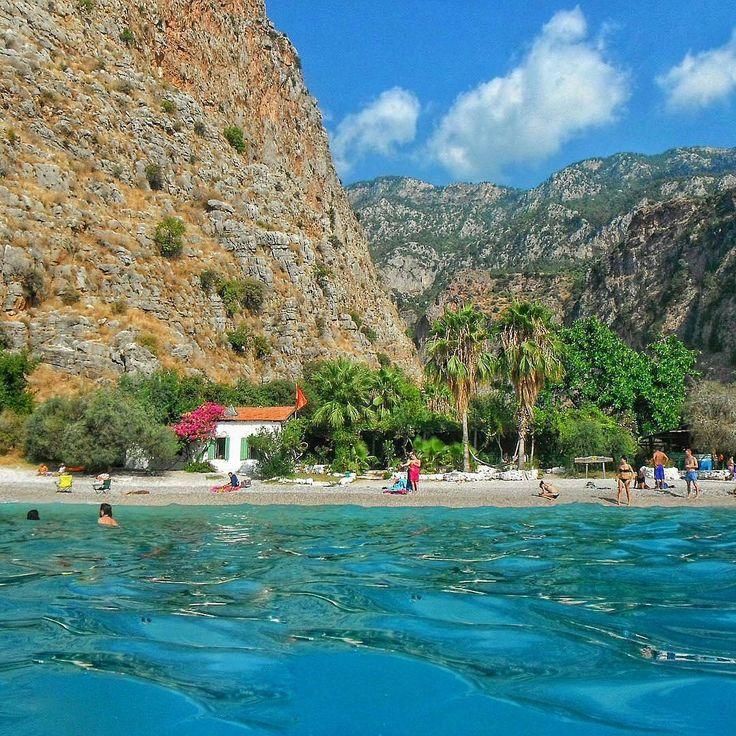 Sweet summer memories - Butterfly Valley near #Oludeniz #Fethiye #Turkey
