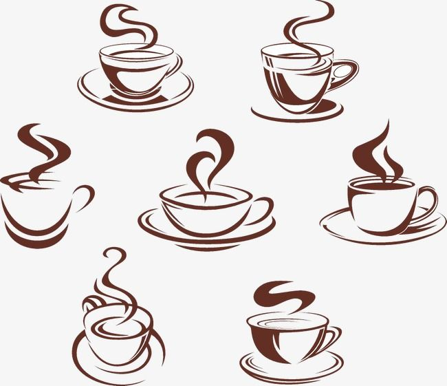 Hand Drawn Cartoon Coffee Shop Sign Coffee Icons Shop Icons Cartoon Icons Png And Vector With Transparent Background For Free Download Coffee Shop Signs Coffee Cup Drawing Coffee Icon