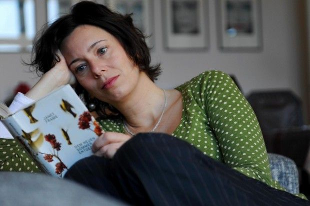 "It was just announced that EVA MENASSE won the HEINRICH BÖLL PREIS 2013 for her latest novel ""Quasikristalle"" - congratulations!"