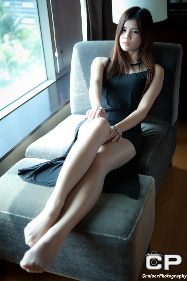Fucking awesome. pantyhose smoking model asian girl want taste her