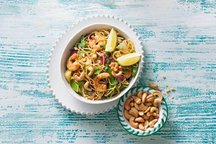 De saus van zwarte bonen en knoflook zorgt voor de echte Chinese smaak van dit gerecht.- Recept - Allerhande