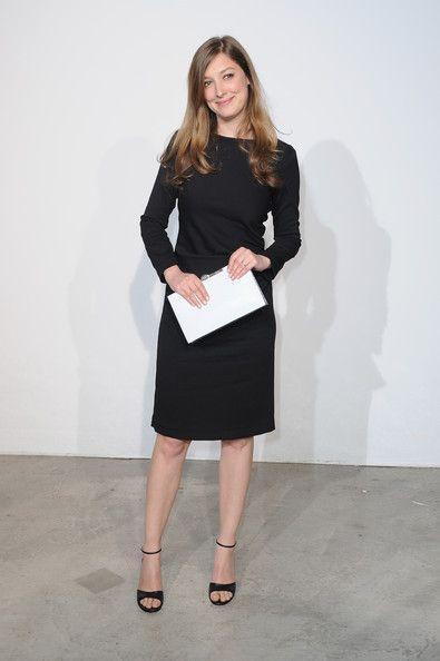 Alexandra Maria Lara arrives at the Dior Cruise Collection 2014  show on May 18, 2013 in Monaco, Monaco.