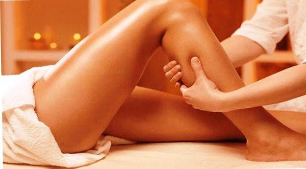 Chronic leg pain.