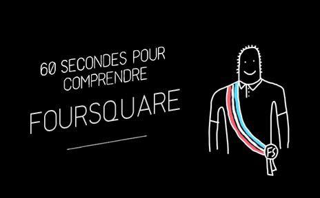 60 secondes pour comprendre Foursquare -