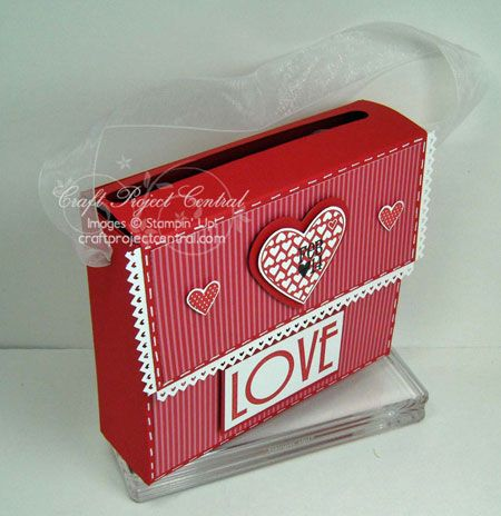 valentine card holder looks to be made from a plastic file box but can homemade boxkids with homemade valentine craft ideas - Homemade Valentine Box Ideas