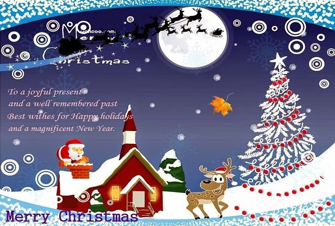 new year greetings: message of merry christmas http://www.newyeargreetings2u.com/