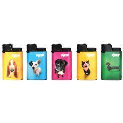 Djeep lighters met grappige huisdieren foto's. | Grasscompany.com